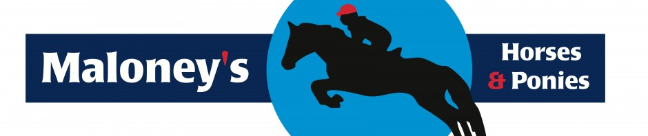 Maloney's Horses and Ponies Logo